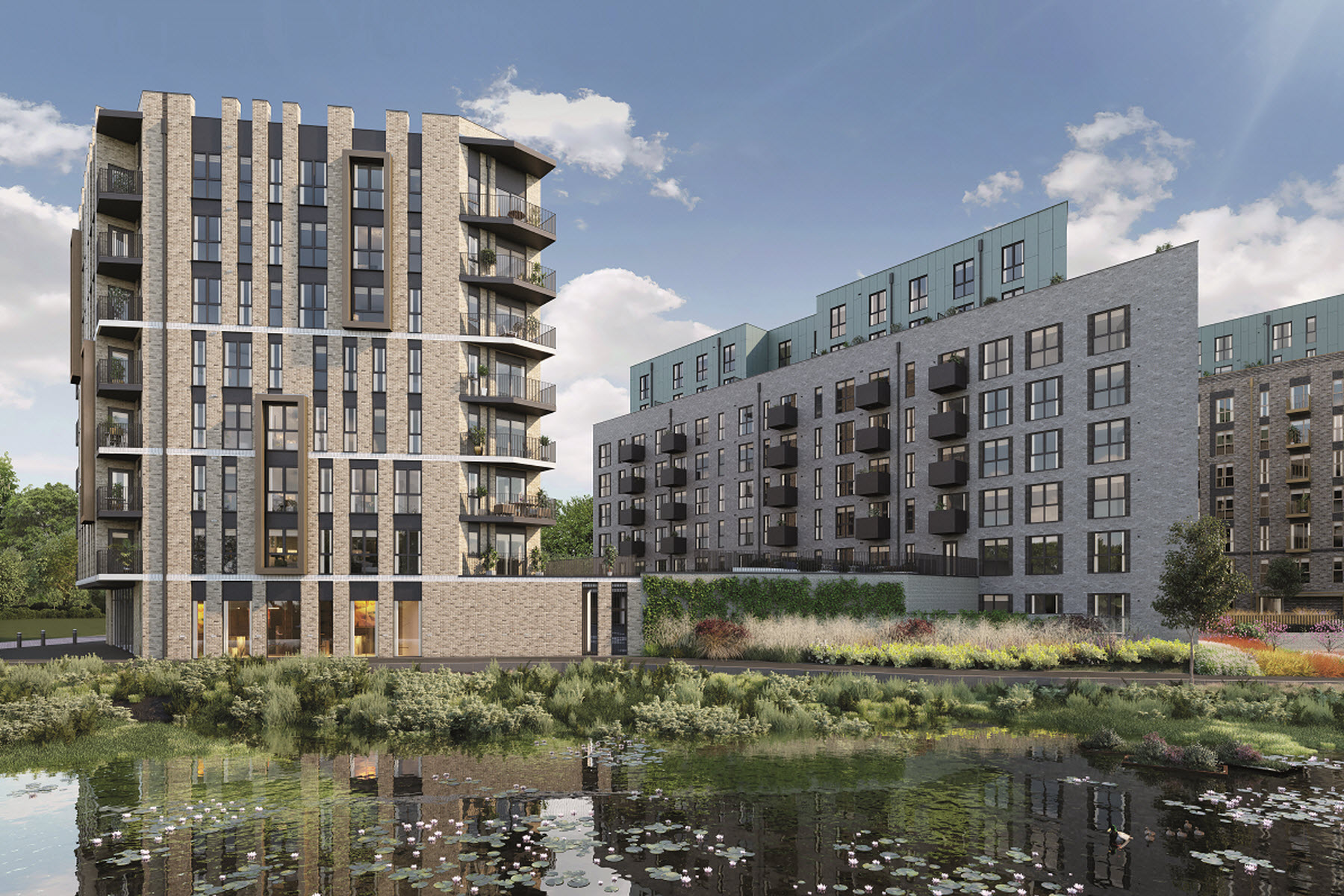 TWEL_Aspyre_Artist impression of Wharf Court